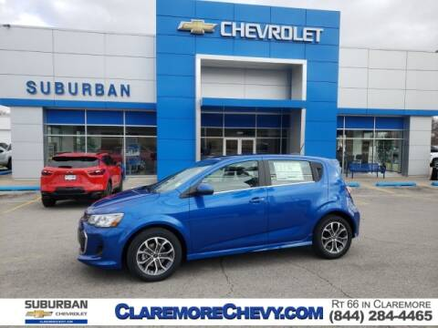 2020 Chevrolet Sonic for sale at Suburban Chevrolet in Claremore OK