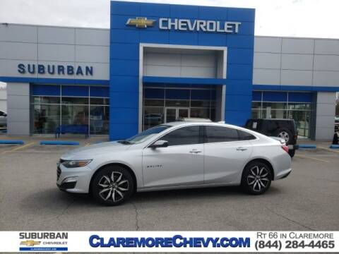 2020 Chevrolet Malibu for sale at Suburban Chevrolet in Claremore OK