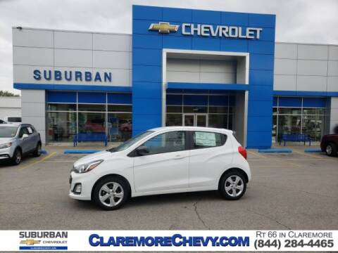 2020 Chevrolet Spark for sale at Suburban Chevrolet in Claremore OK