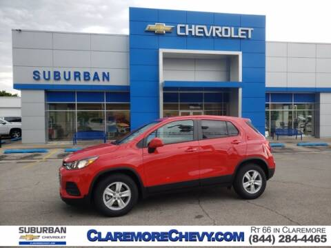 2020 Chevrolet Trax for sale at Suburban Chevrolet in Claremore OK
