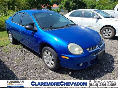 2005 Dodge Neon for sale at Suburban Chevrolet in Claremore OK