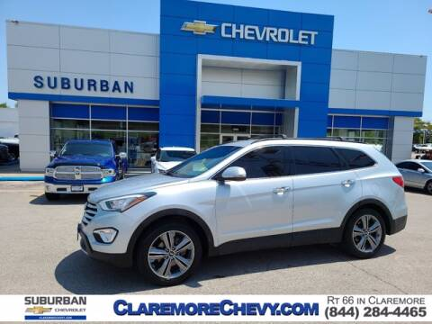 2016 Hyundai Santa Fe for sale at Suburban Chevrolet in Claremore OK