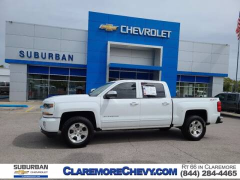 2017 Chevrolet Silverado 1500 for sale at Suburban Chevrolet in Claremore OK