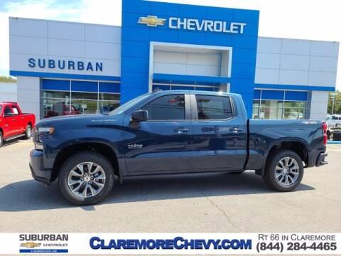 2020 Chevrolet Silverado 1500 for sale at Suburban Chevrolet in Claremore OK