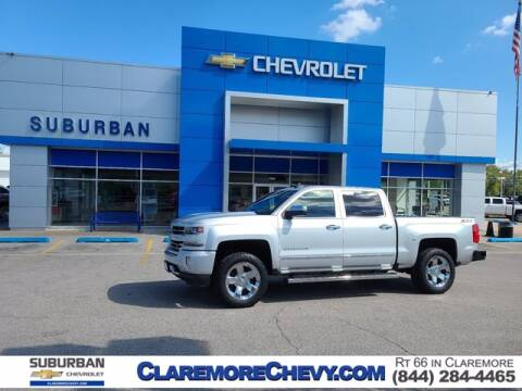 2016 Chevrolet Silverado 1500 for sale at Suburban Chevrolet in Claremore OK