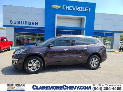 2015 Chevrolet Traverse for sale at Suburban Chevrolet in Claremore OK
