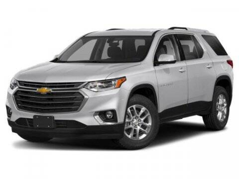 2020 Chevrolet Traverse for sale at Suburban Chevrolet in Claremore OK