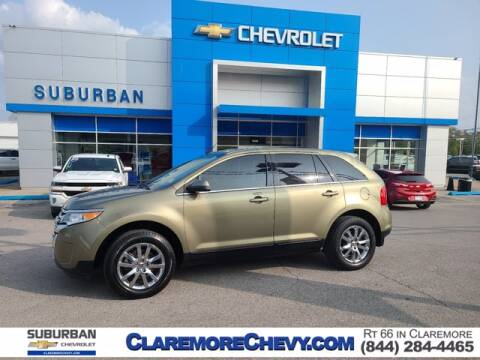 2013 Ford Edge for sale at Suburban Chevrolet in Claremore OK