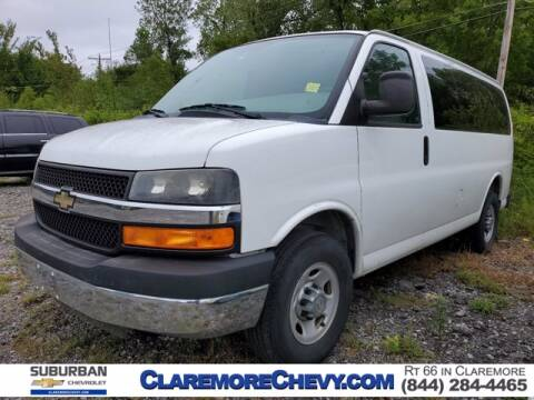 2012 Chevrolet Express Passenger for sale at Suburban Chevrolet in Claremore OK