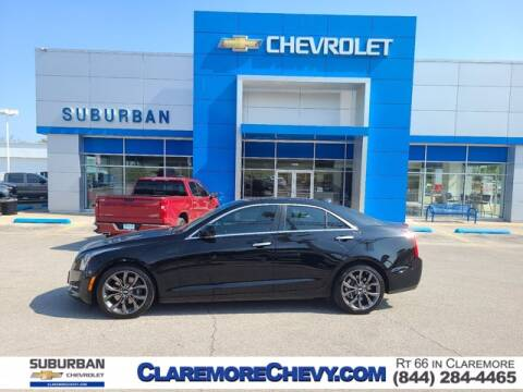2018 Cadillac ATS for sale at Suburban Chevrolet in Claremore OK
