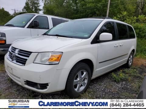 2010 Dodge Grand Caravan for sale at Suburban Chevrolet in Claremore OK