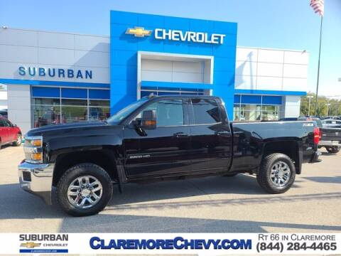 2017 Chevrolet Silverado 2500HD for sale at Suburban Chevrolet in Claremore OK