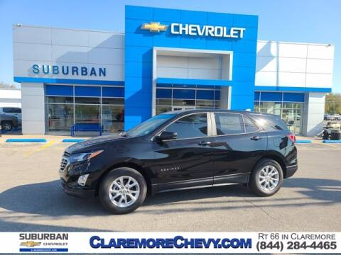 2020 Chevrolet Equinox for sale at Suburban Chevrolet in Claremore OK