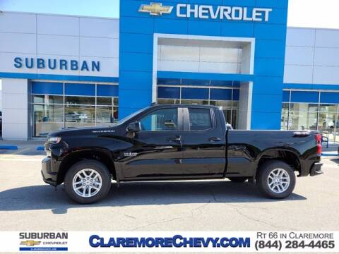 2020 Chevrolet Silverado 1500 for sale at Suburban Chevrolet in Claremore OK