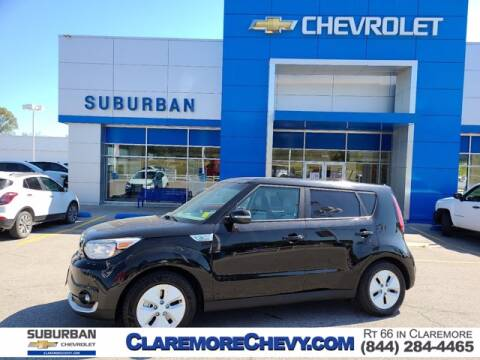 2016 Kia Soul EV for sale at Suburban Chevrolet in Claremore OK