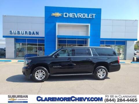 2020 Chevrolet Suburban for sale at Suburban Chevrolet in Claremore OK