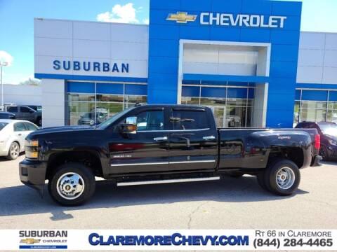 2017 Chevrolet Silverado 3500HD for sale at Suburban Chevrolet in Claremore OK