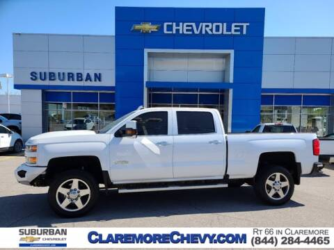 2019 Chevrolet Silverado 2500HD for sale at Suburban Chevrolet in Claremore OK