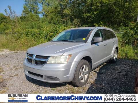 2009 Dodge Journey for sale at Suburban Chevrolet in Claremore OK