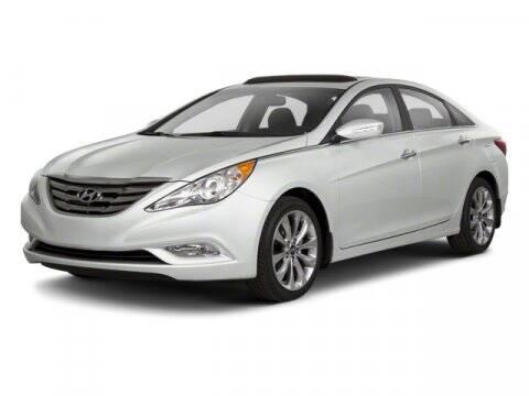 2013 Hyundai Sonata for sale at Suburban Chevrolet in Claremore OK