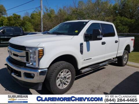 2018 Ford F-250 Super Duty for sale at Suburban Chevrolet in Claremore OK