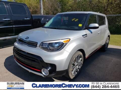 2018 Kia Soul for sale at Suburban Chevrolet in Claremore OK
