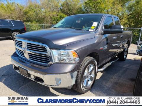 2018 RAM Ram Pickup 1500 for sale at Suburban Chevrolet in Claremore OK