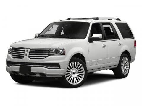 2015 Lincoln Navigator for sale at Suburban Chevrolet in Claremore OK