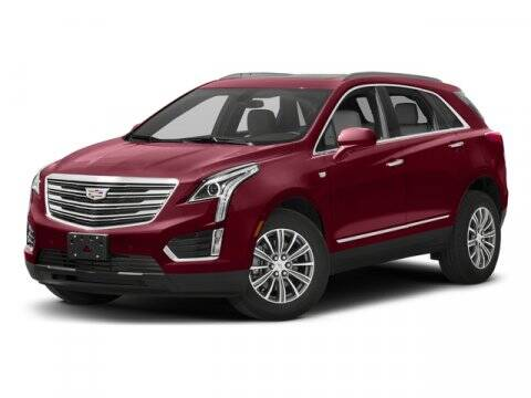 2017 Cadillac XT5 for sale at Suburban Chevrolet in Claremore OK