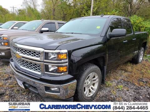 2014 Chevrolet Silverado 1500 for sale at Suburban Chevrolet in Claremore OK