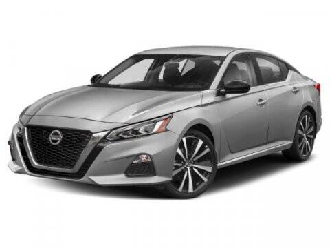 2019 Nissan Altima for sale at Suburban Chevrolet in Claremore OK