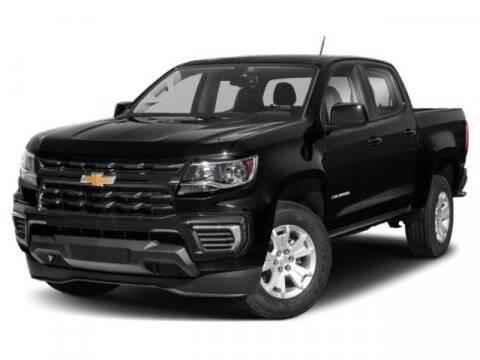 2021 Chevrolet Colorado for sale at Suburban Chevrolet in Claremore OK