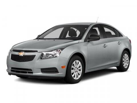 2014 Chevrolet Cruze for sale at Suburban Chevrolet in Claremore OK