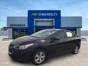2017 Chevrolet Cruze for sale in Claremore, OK