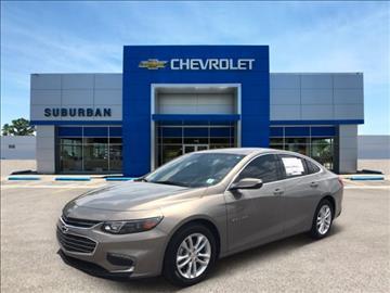 2017 Chevrolet Malibu for sale in Claremore, OK