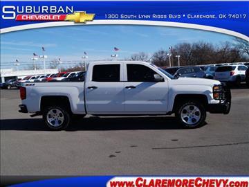 2014 Chevrolet Silverado 1500 for sale in Claremore, OK