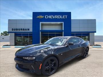 2017 Chevrolet Camaro for sale in Claremore, OK
