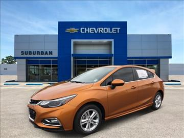 2017 Chevrolet Cruze for sale in Claremore, OK
