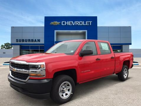 2017 Chevrolet Silverado 1500 for sale in Claremore, OK