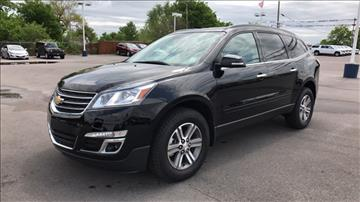 2017 Chevrolet Traverse for sale in Claremore, OK