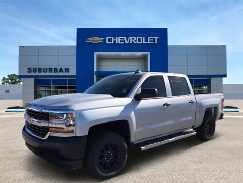 2017 Chevrolet Silverado 1500 for sale in Claremore, OK