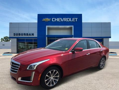 2016 Cadillac CTS for sale in Claremore, OK