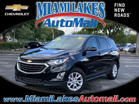 2018 Chevrolet Equinox for sale in Miami, FL