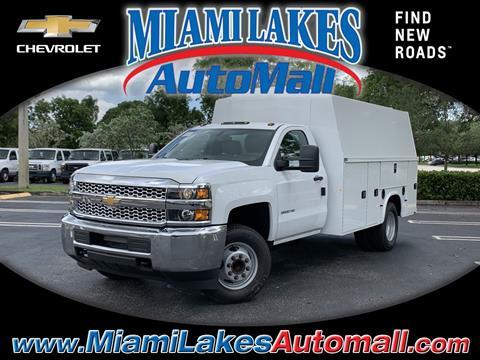 2019 Chevrolet Silverado 3500HD CC for sale in Miami, FL