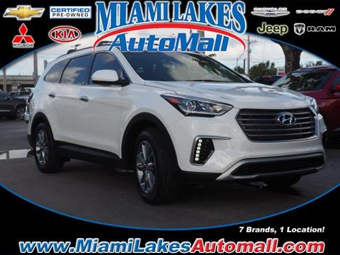 2019 Hyundai Santa Fe XL for sale in Miami, FL