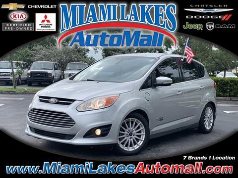 2014 Ford C-MAX Energi for sale in Miami, FL