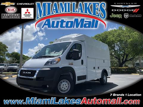 2019 RAM ProMaster Cutaway Chassis for sale in Miami, FL