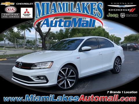 2018 Volkswagen Jetta for sale in Miami, FL