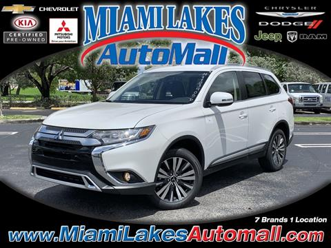 2019 Mitsubishi Outlander for sale in Miami, FL