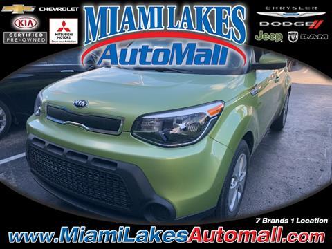2015 Kia Soul for sale in Miami, FL